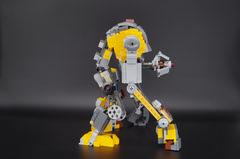 Dog_OSM_LEGO_21303_07 (oeuf_en_gelee) Tags: lego moc osm alternate robot halflife dog videogame valve