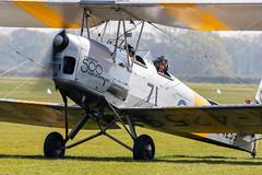 K4259/G-ANMO DH-82A Tiger Moth II (amisbk196) Tags: airfield aircraft headcorn amis flickr 2019 unitedkingdom kent uk lashenden k4259 ganmo dh82a tiger moth ii
