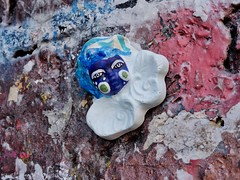 artist? (Claudelondon) Tags: eastlondon london shoreitch streetart