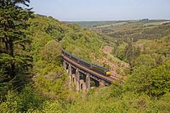 Great Western Green (priorn) Tags: gwr 57604 greatwestern 5a40 larginviaduct