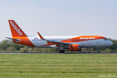 easyJet Europe OE-ICR A320 at Manchester Airport 19-04-19 (JH Aviation and Railway Photography) Tags: egcc easyjetairline easyjet manchester manchesterairport airliner airport aircraft aviation airways airlines aviationviewingpark avp southside jetliner jet jets