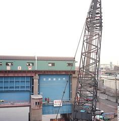 Osaka (Vinzent M) Tags: tags hinzufügen japan zniv tlr rollei rolleiflex 35 zeiss planar osaka 日本 大阪 kodak ektar nishikujo 西九条