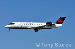 C-FIJA (bwi2muc) Tags: bwi airport airplane aircraft airline plane flying aviation spotting spotter bombardier canadair crj crj200 aircanada jazzair cfija bwiairport bwimarshall baltimorewashingtoninternationalairport staralliance aircanadaexpress