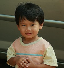 handsome boy (the foreign photographer - ฝรั่งถ่) Tags: handsome boy child kid bangkhen bangkok thailand canon