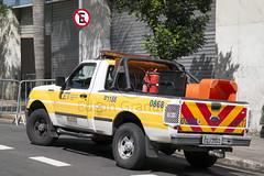 _SAM0554 (Edson Grandisoli. Natureza e mais...) Tags: regiãosudeste sãopaulo veículo oficial cet estacionamento proibido estacionar multa