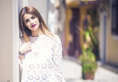 Evagelia (Vagelis Pikoulas) Tags: portrait woman girl girls women beautiful beauty canon 6d sigma art 85mm f14 athens bokeh blur photography photoshoot may spring 2019 day daylight sunny sun
