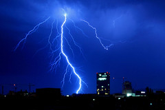 Flashdance ©twe2014☼ (theWolfsEye☼) Tags: thewolfseye blitze flash blitz lightnings lookslike dancing gewitter thunderandlightnings tanzen