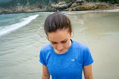 Seashells (Ben Jeffries) Tags: canon7d canon digital person girl hongkong beach sand waves water sun day