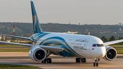 Boeing 787-9 Dreamliner A4O-SC Oman Air (William Musculus) Tags: airport spotting aviation plane airplane william musculus paris charles de gaulle lfpg cdg a4osc oman air boeing 7879 dreamliner wy oma
