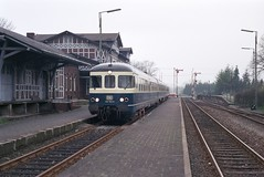 624 503 Dissen=Bad Rothenfelde (A. Lippincott) Tags: db bahn train zug railway eisenbahn vt dmu diesel vt24 uerdinger dissen rothenfelde nebenbahn niedersachsen haller willem baureihe 624