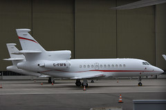 C-FSFB Dassault Falcon 900EX @ Schiphol 03-May-2019 by Johan Hetebrij (Balloony Dutchman) Tags: cfsfb dassault falcon 900ex 900 my900 aircraft airport eham amsterdam schiphol