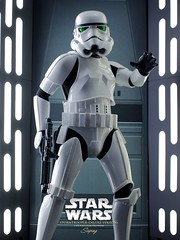 ST_DX_017 (siuping1018) Tags: hottoys disney starwars siuping1018 onesixthscale stormtrooper actionfigures photography toy canon 5dmarkii 50mm