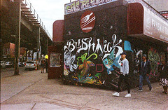 1984C1-R01-018 (BEN SHIRAI) Tags: bushwick brooklyn new york nyc city film olympus stylus epic fujifilm