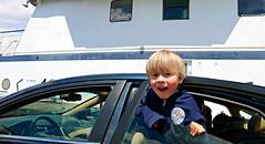 lake champlain ferry - vermont (JimmyPierce) Tags: vermont lakechamplain