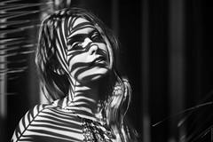 Estelle (Foto Spirit) Tags: shooting model femme woman beautiful glamour sunlight shadow bw nb