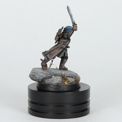 Kili the Dwarf (Tomas Persifal Pekar) Tags: middleearth kili hobbit gamesworkshop