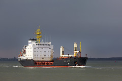 KAPITAN MIRONOV (angelo vlassenrood) Tags: ship vessel nederland netherlands photo shoot shot photoshot picture westerschelde boot schip canon angelo walsoorden cargo kapitanmironov