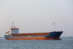BEKAU (angelo vlassenrood) Tags: ship vessel nederland netherlands photo shoot shot photoshot picture westerschelde boot schip canon angelo walsoorden cargo bekau