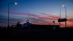 The greatest show on earth (Daniel_Hache) Tags: saclay soleil danielhache cirque circus sunset christ ccoucher