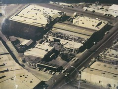 Aerial of Fresno Neon Sign Plant (hmdavid) Tags: fresnoneon fresnoneonarchives fresno california signs sign plant