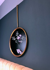 """""""Life is only a reflection of what we allow ourselves to see"""" (""""What's in the box?!"""") Tags: fineart flowers architecture design interior interiordesign minimal minimalism portraits"""