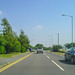 A448 in Studley