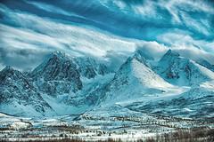 Lyngen Alps (Thomas Koehler) Tags: norwegen norway norge nikon northernnorway tromsdalen troms tromsø thomaskoehler landscape lyngenalps lyngen landschaft arcticcircle winter