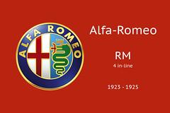 Alfa-Romeo RM (Perico001) Tags: