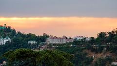 Shimla (jaydip_jhala) Tags: shimla dusk beautiful travel india colors evening himachal