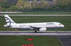 A320 SX-DVU Aegean (Avia-Photo) Tags: airport airline airliner aviacion aeroplane airplane aircraft airlines airliners aviation avion airbus dus eddl flugzeug jet luftfahrt plane planespotting pentax spotter