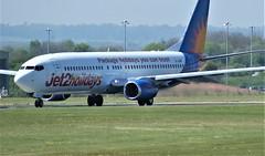 DSC03916 (richellis1978) Tags: ema east midlands airport airliner aeropark airplane aeroplane boeing 737 jet2 jet 2 gjzhf 737800 8k2