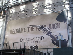 2019 Deadwood The Movie Billboard Times Square 8127 (Brechtbug) Tags: deadwood the movie billboard timothy olyphant ian mcshane molly parker kim dickens brad dourif keith carradine john hawkes jeffrey jones number one times square building below no longer existing orange news zipper ticker 42nd street broadway near 7th avenue new york city 05142019 next walgreens nyc hbo tv series 2004 2006 show television cable 2019