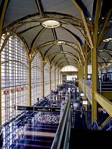 Reagan National Airport, Arlington, VA, 1999