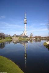 Olympiaturm im Olympiapark München am 30.03.19 (niggi90) Tags: münchen bayern olympiaturm münchenolympiaturm olympiaturmmünchen olympiapark münchenolympiapark olympiaparkmünchen fernsehturm münchenfernsehturm