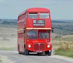 VLT 242 (tubemad) Tags: rm242 vlt242 park royal aec routemaster lothian coaches preserved imberbus