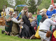 (FireflyFan) Tags: sca society creative anachronism spring coronation 2018