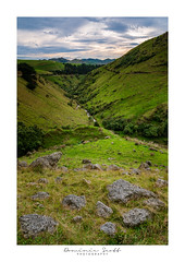 Down In The Valley To The Distant Hills Beyond (Dominic Scott Photography) Tags: dominicscott newzealand tararua valley hills green sony ilce7rm3 a7rm3 a7rmiii sel2470gm gmaster leefilters