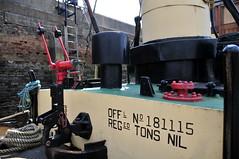 DSC_9632 (Thomas Cogley) Tags: tid 164 historic ship boat tug deck funnel fire jet hose