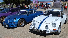 ALPINE A110 - 1968 (SASSAchris) Tags: alpine a110 berlinette renault world series by castellet circuit ricard voiture française rallye jean redele dieppe httt htttcircuitpaulricard htttcircuitducastellet worldseriesbyrenault