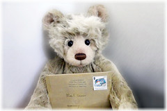 Mail from England (important stamp) (ΞLLΞ∩) Tags: mail post teddy brief karte birthday geburtstag thr duke duchess sussex congratulations charliebear