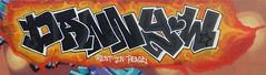 DannyW RIP by ? Lakeside 2019 (Zarjaz2009) Tags: essex art aerosol graffiti spraycan spraypaint