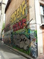 Toulouse rue Gramat 2019 (christine.petitjean) Tags: toulouse ruegramat murspeints streetart fresques externalpaintedwalls