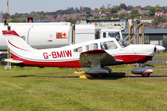 G-BMIW (GH@BHD) Tags: gbmiw piper pa28 pa28181 archer warrior cherokee cherokeearcher aircraft aviation ulsterflyingclub newtownardsairfield newtownards