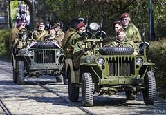 Crich 1940s Weekend 2019 pic21 (walljim52) Tags: crichtramwayvillage crich derbyshire 1940s event actor reenactor wartime ww2 soldier civilian military uniform costume
