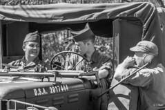 Crich 1940s Weekend 2019 pic19 (walljim52) Tags: crichtramwayvillage crich derbyshire 1940s event actor reenactor wartime ww2 soldier civilian military uniform costume