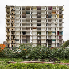 Demolition of a residential building. (Stefano Perego Photography) Tags: stepegphotography stefano perego architecture design ruins