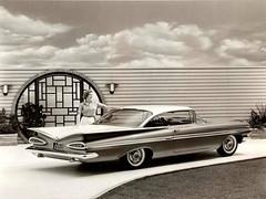 Chevrolet Impala, (1959). (Txemari - Argazki.) Tags: