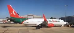 EC-MUB - Boeing 737-86J - AlbaStar NWI 150519 (kitmasterbloke) Tags: airliner aircraft transport europe outdoor