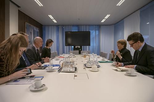 190516 Bachelet Hoge Commissaris Mensenrechten VN bij Blok 1372