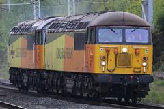 56096 56049 Colas Railfreight (weallloveabargain) Tags: 56096 56049 colas railfreight diesel loco